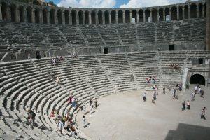 Aspendos amfiteatr