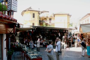 Antalya starówka