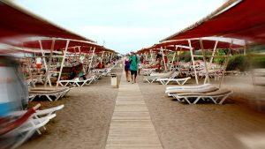 Plaża Paraiso Verde