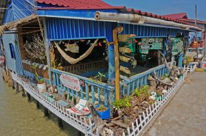 Fishing Hook restaurant Koh Rong